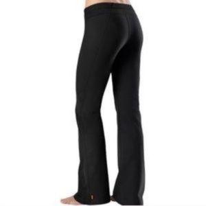 LUCY Powermax Black Bootcut Flare Yoga Pants XS